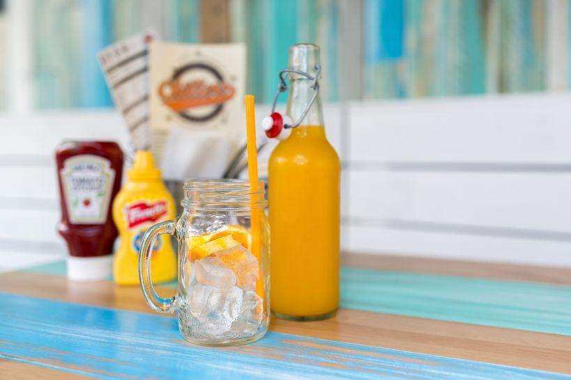 Mango-Maracuja Limonade