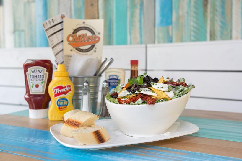Newport Greek Salad