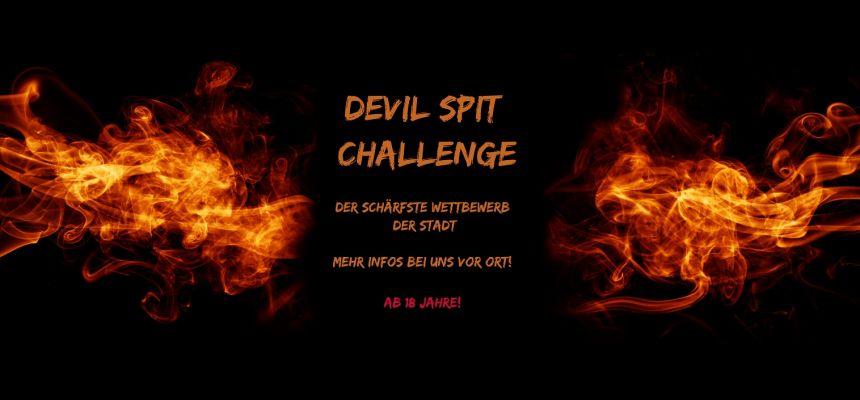 DEVIL SPIT CHALLENGE